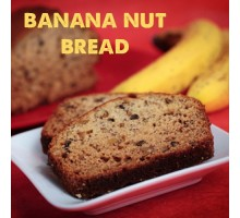 Eliquide Saveur Banana Nut Bread, Pink Spot Vapors