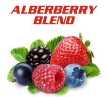 Eliquide Saveur Alberberry Blend, Pink Spot Vapors