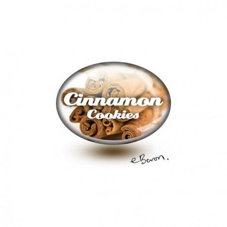 Eliquide Saveur CINNAMON COOKIES, House of Liquid