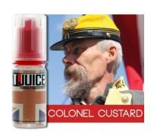 Eliquide Saveur Colonel Custard, TJuice