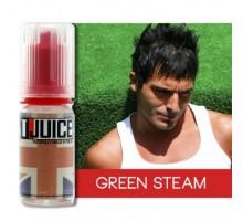 Eliquide Saveur Green Steam, TJuice