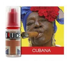 Eliquide Saveur Cubana, TJuice