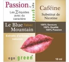 Eliquide Saveur M4X CAFEINE, Ego green
