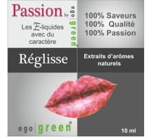 Eliquide Saveur LE REGLISSE, Ego green