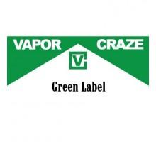 Eliquide Saveur Green Label Tobacco, Vapor Craze
