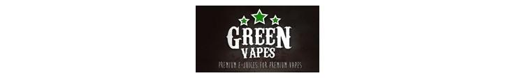 Les E-liquides Green Vapes